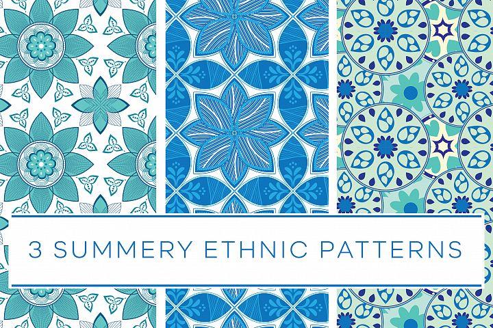 Pattern Summer & Ethnic