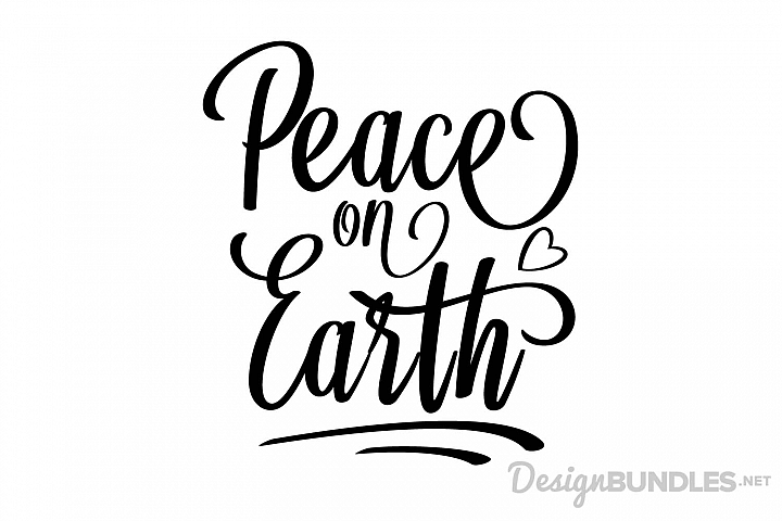 Peace on Earth example 1