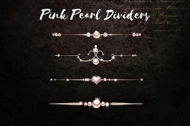 Pink Pearl Dividers