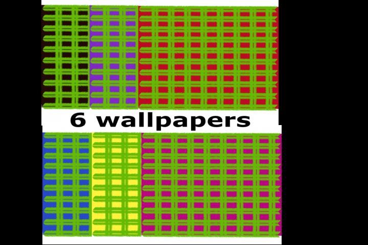 Wallpaper Bundle , Feather stripe wallpaper bundle , png,