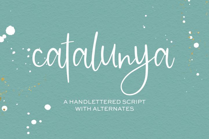 Catalunya Script