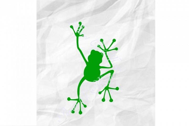 Frog Svg, Frog Cut File, Frog Png, Frog Dxf, Animal Svg