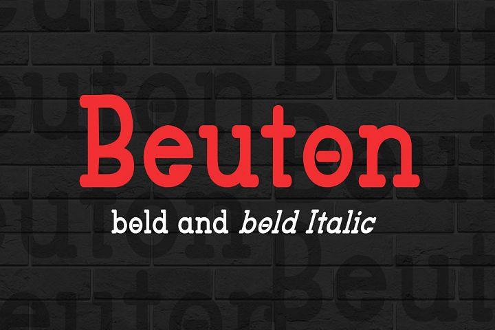 Beuton bold