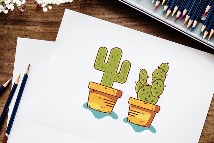 Cactus Ilustrations