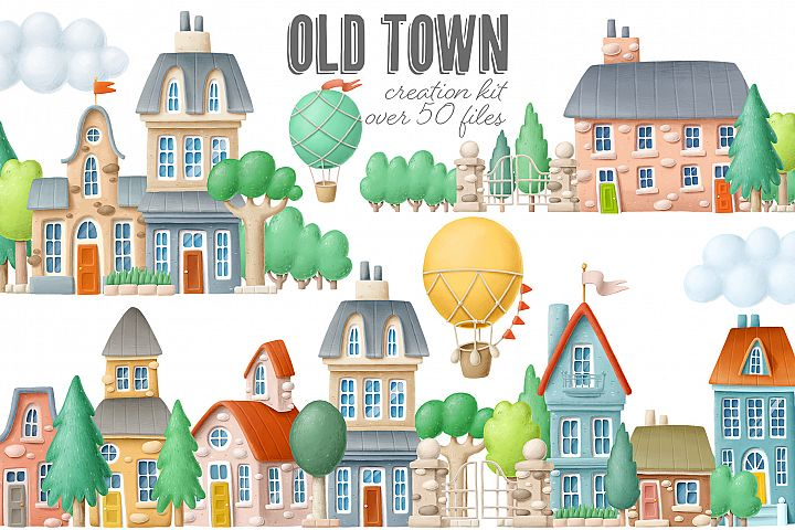 Old Town constructor