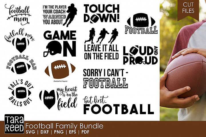 Football Family Bundle
