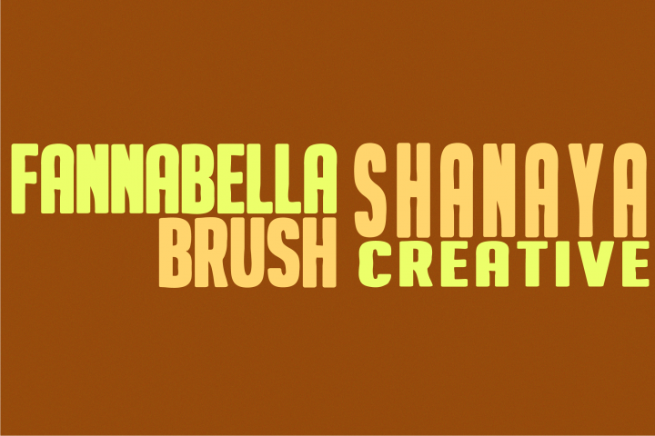 FannaBella Typeface