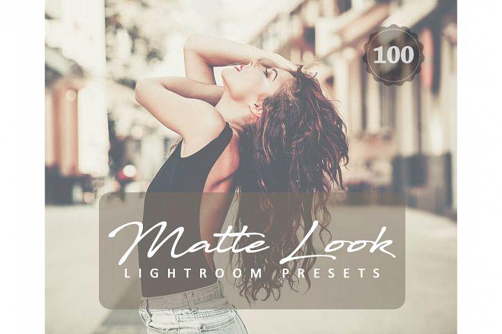 Matte Look Lightroom Presets