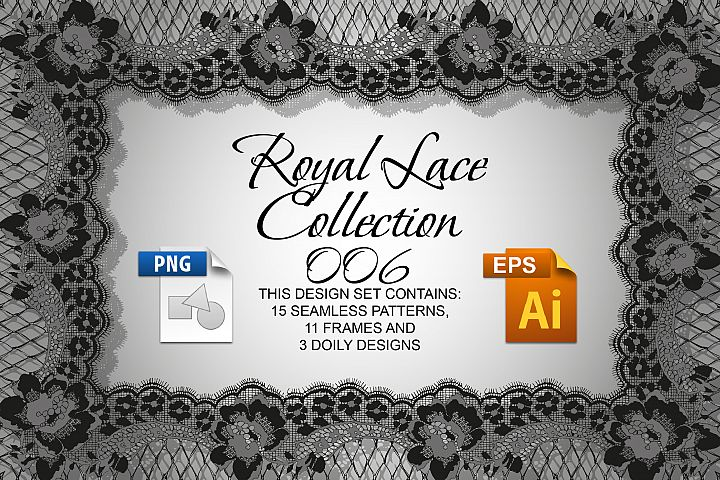 Royal Lace Collection 006