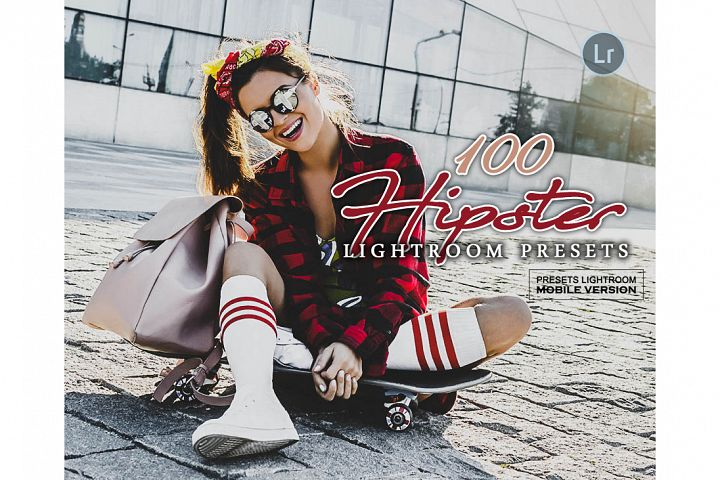 Hipster Lightroom Mobile Presets Adroid and Iphone/Ipad DNG