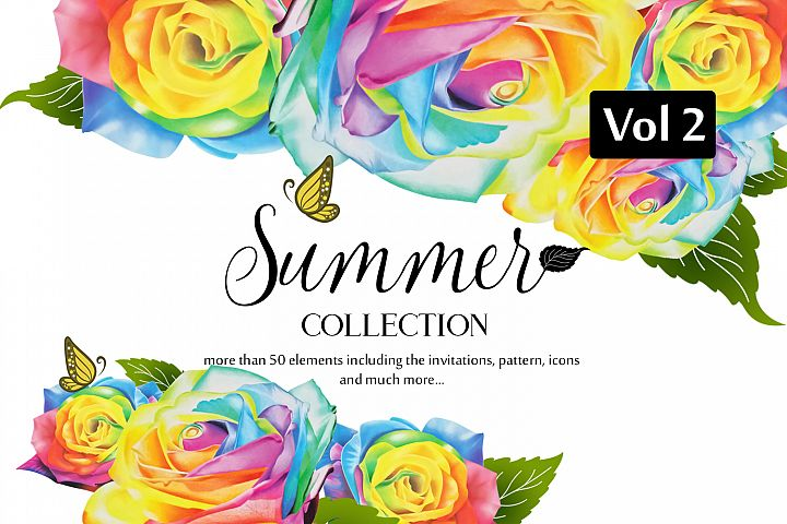 Summer Collection Set Vol. 2