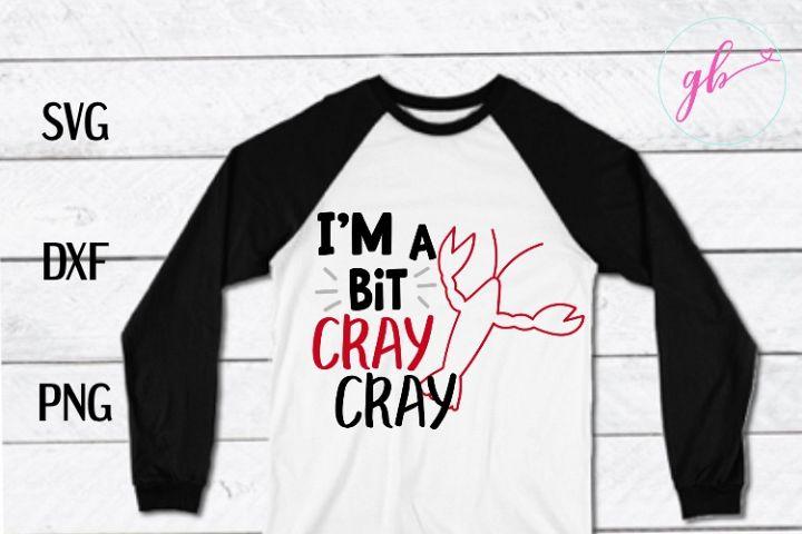Crayfish SVG, Crawfish, Funny, Mom, Cray, SVG, DXF, PNG