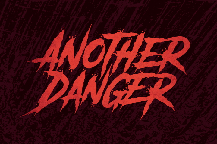 Another Danger - Font