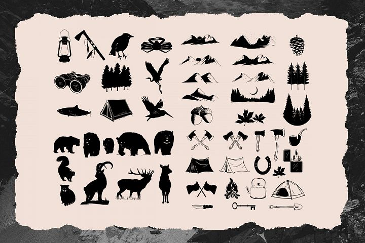 The Kingdrops - Font Duo & Logos example image 7