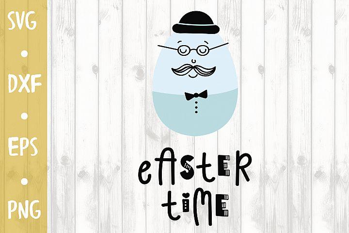 Easter time - SVG CUT FILE