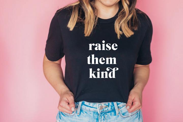 Raise them kind SVG
