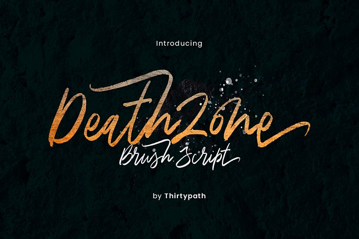 Death Zone Brush