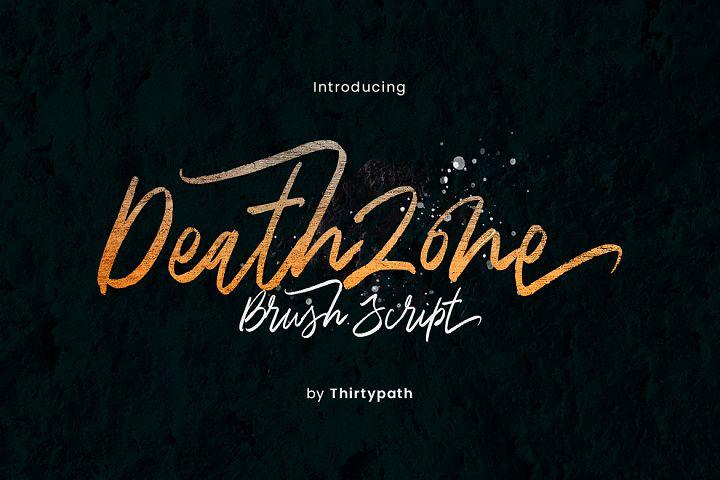 Death Zone Brush