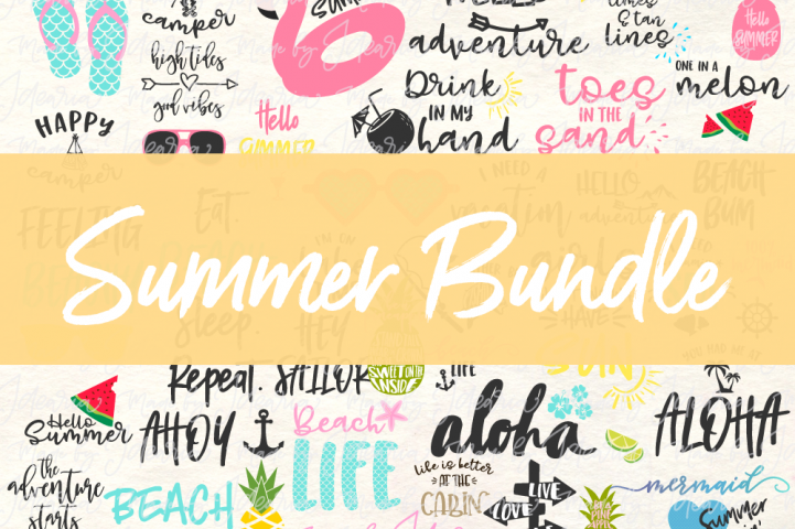 The Ultimate Summer Bundle