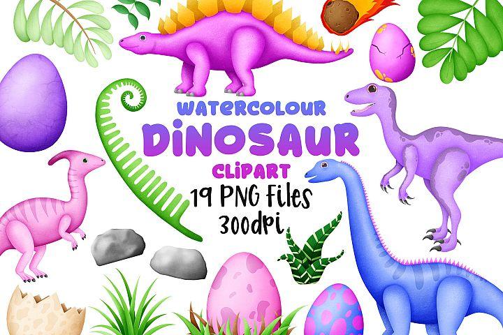 Dinosaur Clipart Set 2