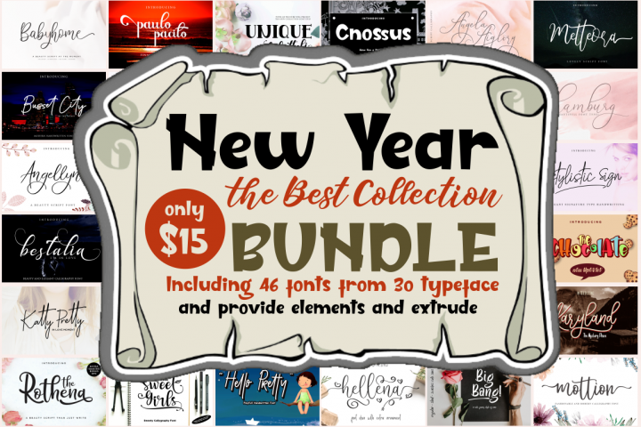 New Year Collection Bundle