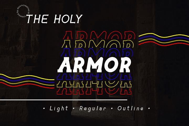 The Holy Armor