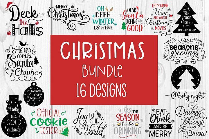 Christmas Holiday Bundle