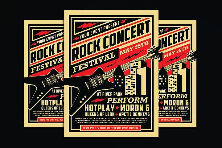 Rock Concert Festival