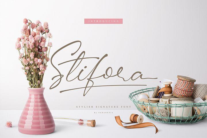 Stifora Script