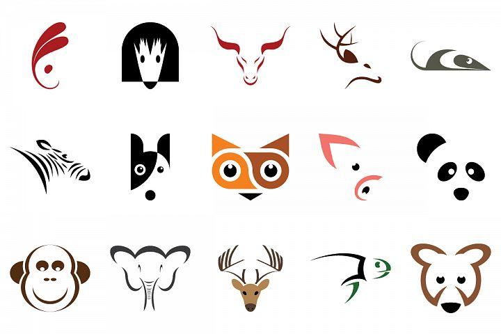 Animals set 1