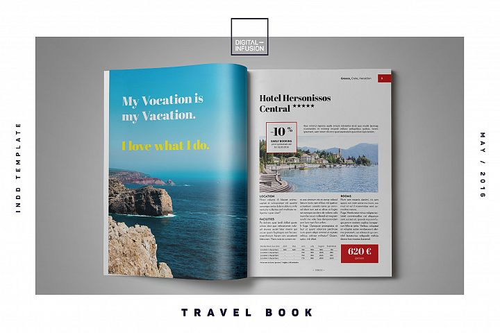 GET LOST / Travel Magazine