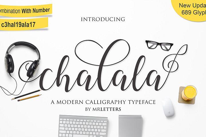 Chalala Script
