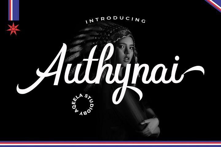 Authynai
