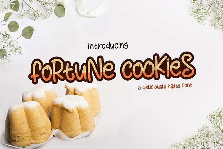 Fortune Cookies Font