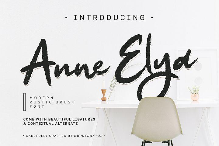 Anne Elya