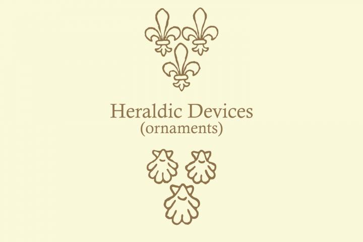 Heraldic Devices Premium (pack)  example image 7
