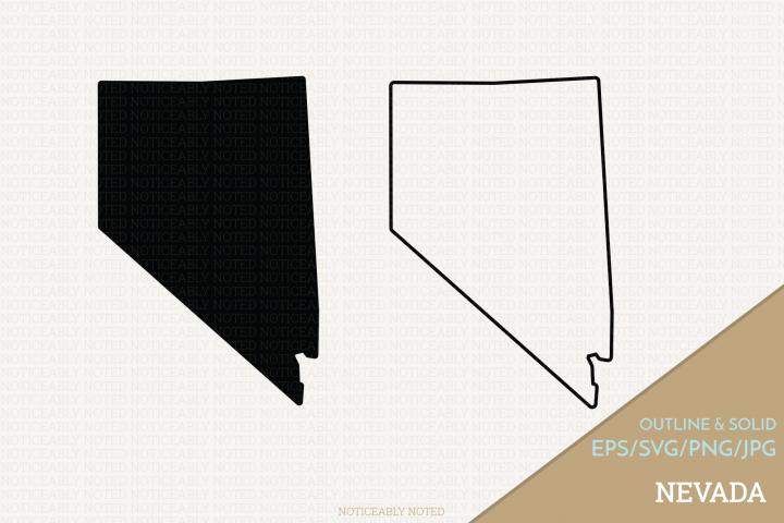 Nevada Vector / Clip Art