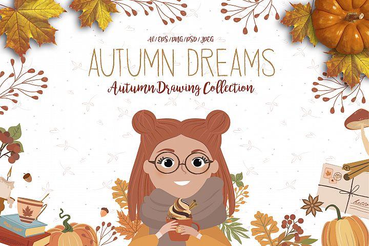 Autumn Dreams collection