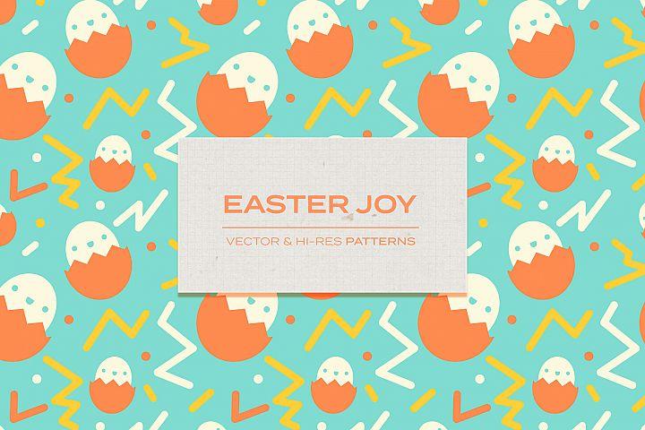 Easter Joy Patterns