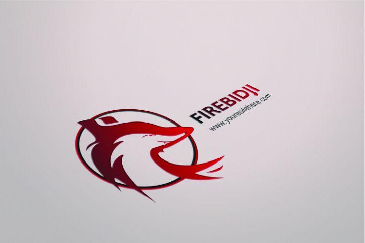 Firebidji Logo Concept