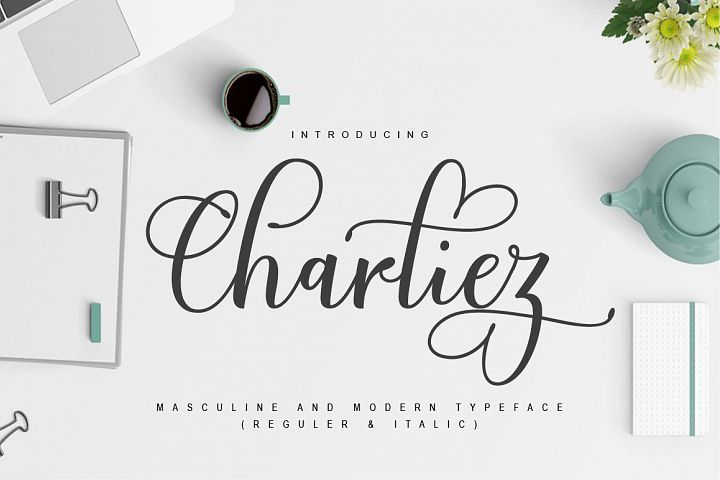 Charliez Script