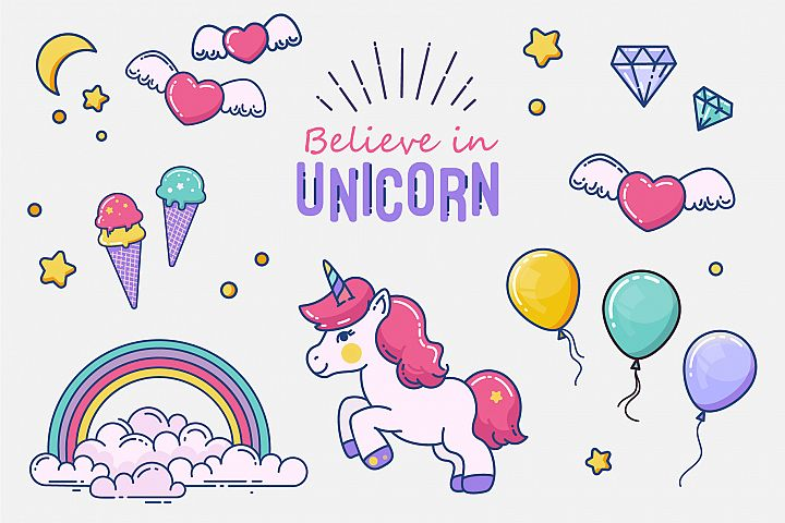 Believe in Unicorns