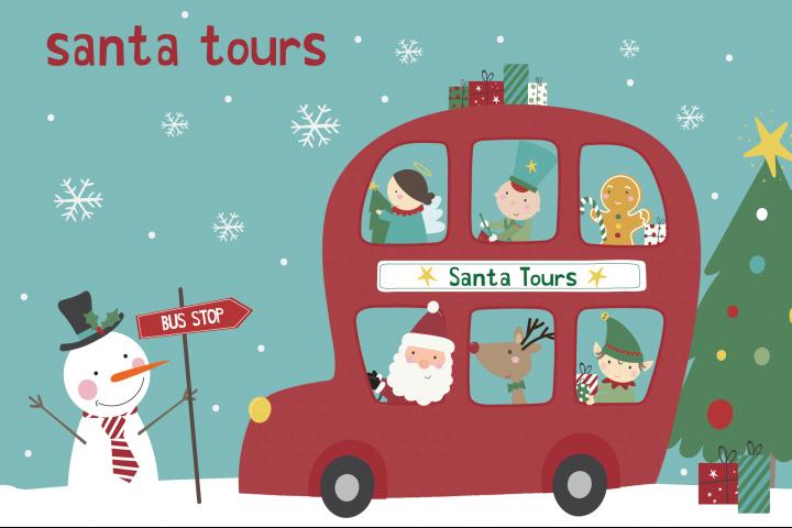 Santa Tours set