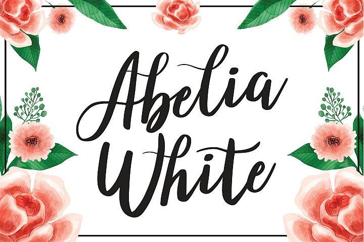 Abelia White