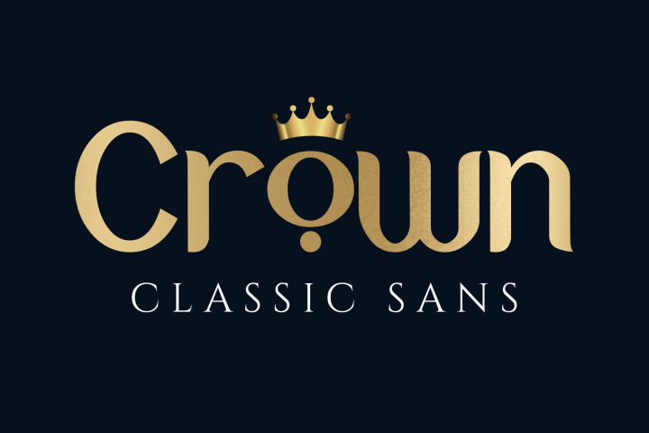 Crown - Free Font of The Week