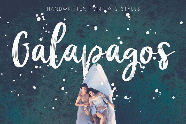 Galapagos Script