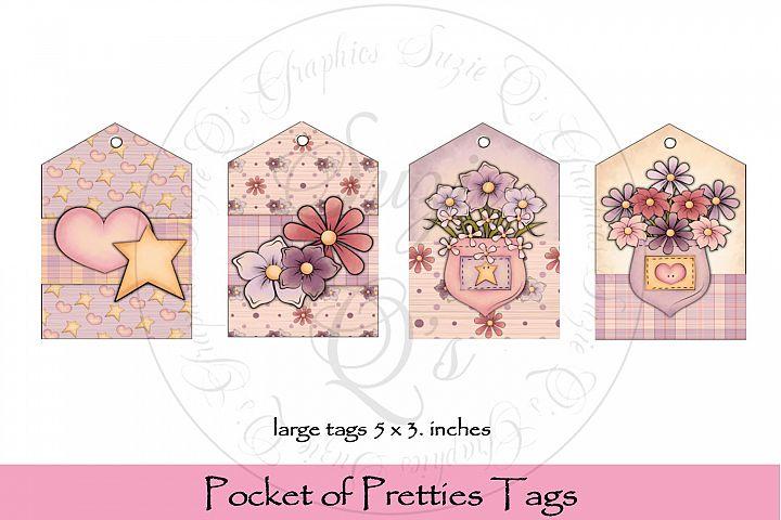 Pocket of Pretties Tags