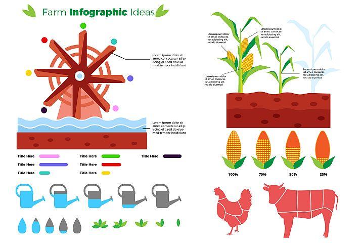 Farm - Infographic