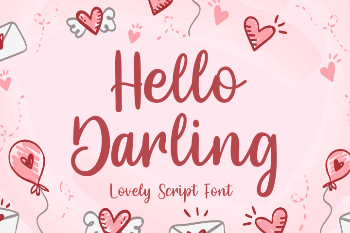 Hello Darling Lovely Script