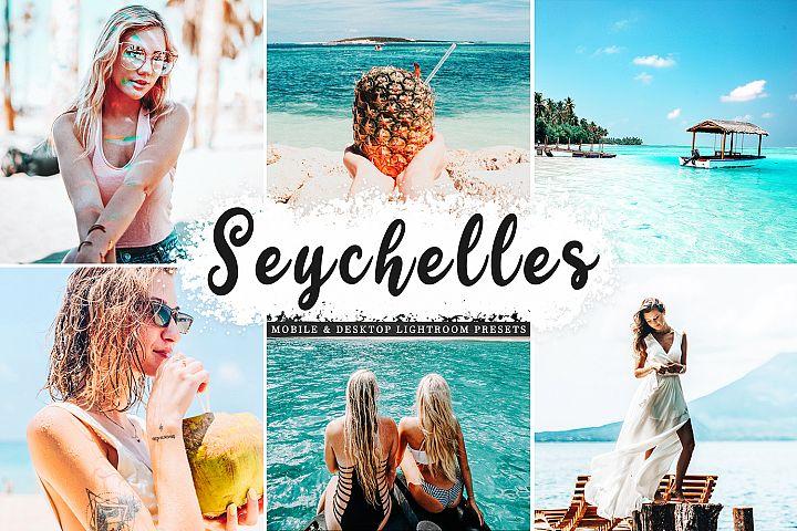 Seychelles Mobile & Desktop Lightroom Presets
